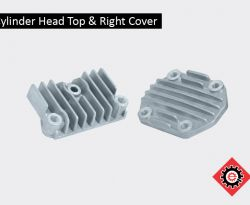 Cylinder Head Top Right Cover